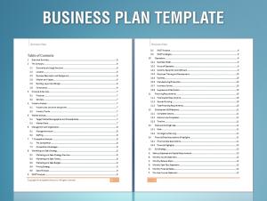 startup business plan template pdf sample business plan