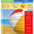 summer camp flyer summer camp flyer x