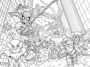 superheroes coloring pages images about marvel unit on pinterest maze iron man and pertaining to marvel avengers coloring pages to print for kids and toddler