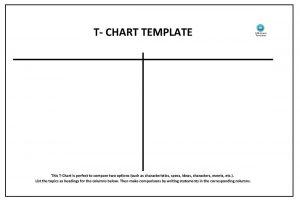 t chart template ef bab ec add eedfce