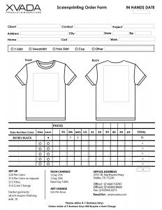 t shirt order form template t shirt order form template eyazxa