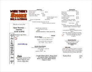 take out menu template menu mansfield take out new template download