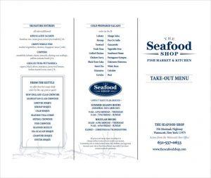 take out menu template takeout menu free pdf template
