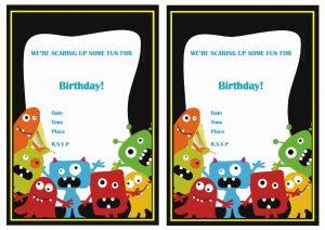 tea party invitation templates monsters university birthday invitation
