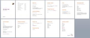 technical resume template passport cover template making thinking day passports passport to