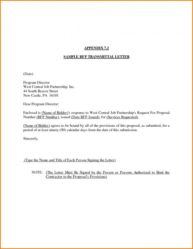 template business letter