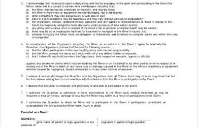 temporary custody agreement temporary guardianship form for grandparents
