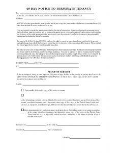 tenent notice to vacate free california day notice to vacate form as of pdf in day notice to vacate template