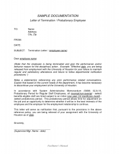 termination of employment letter doc doc termination of employment letter example