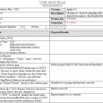 test plan example test plan sample