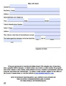 texas gun bill of sale mobile county bill of sale