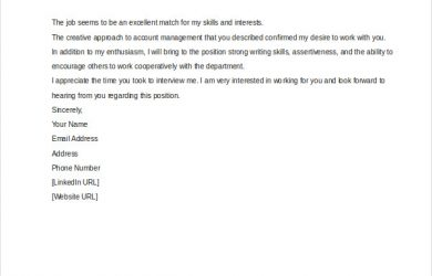 thank you email after interview example email after job interview