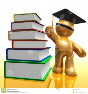 thank you for scholarship scholarship library futuristic icon