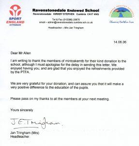 thank you letter for donation of money ravenetterscan
