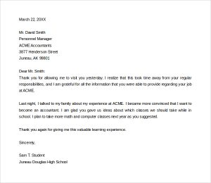 thank you letter for job offer simple job offer thank you letter