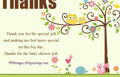 thank you note for gift baby shower thank you notes for gifts