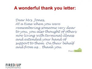 thank you note for hospitality how to write a killer thank you letter
