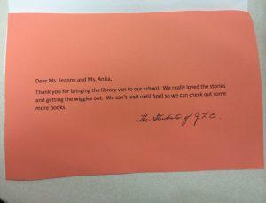 thank you note to preschool teacher thankyoucard