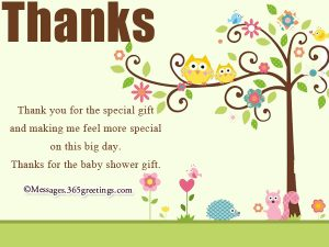 thank you notes for gifts baby shower thank you notes for gifts