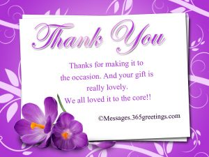thank you notes for gifts sample thank you notes for gifts