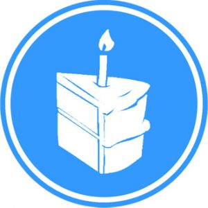thank you notes templates birthday icon