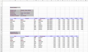 time sheet templates timesheet html mfc