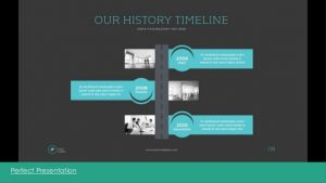 timeline for ppt great examples of powerpoint presentations for inspiration minimal style