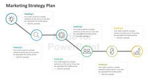 timeline for ppt marketing strategy plan timeline