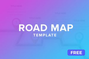 timeline powerpoint template road map powerpoint template