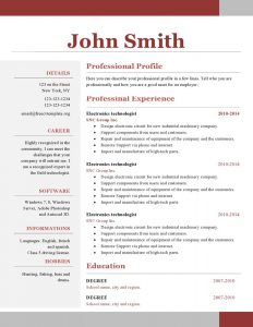 timeline template microsoft word one page resume template buosccy