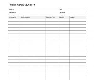 timesheet template free printable free inventory count sheet printable spreadsheets physical