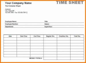 timesheet template word job timesheet template timesheet