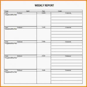 timesheet template word weekly report templates weekly report template pdf