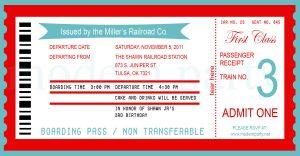train ticket template il fullxfull