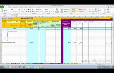 treasurer report template maxresdefault