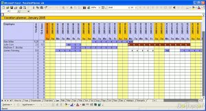 trip planner template vacation planner