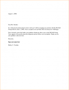 two week notice letter 2 weeks notice resignation letter sample 134366479