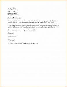 two weeks resignation letter weeks notice letter retail eddebfbbbefbbb