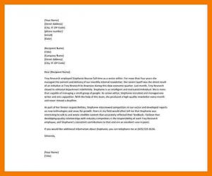 two weeks resignation letter example of professional reference letter reference letter for professional employee example download
