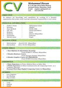 undergraduate student cv template undergraduate student cv sample risk undergraduate student curriculum vitae sample curriculum vitae format