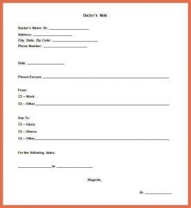 urgent care doctors note template urgent care doctors note template doctor notes template for free in doc