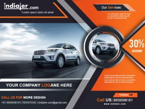 valentines day flyers rent a car flyer template v