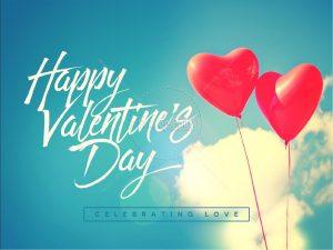 valentines day flyers slide