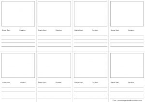 video storyboard template music video storyboard template from www independentmusicadvice