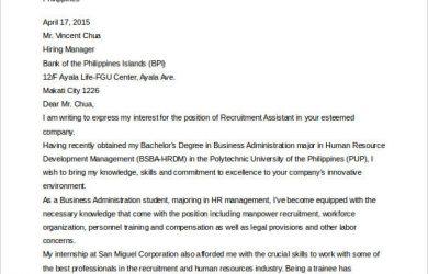 volunteer application template graduate application letter templates