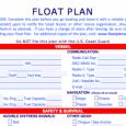 volunteer form template floatplan x