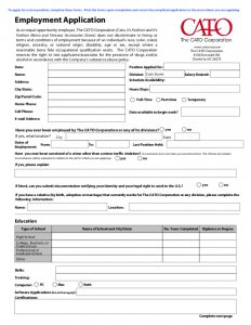 volunteer forms templates its fashion application form l