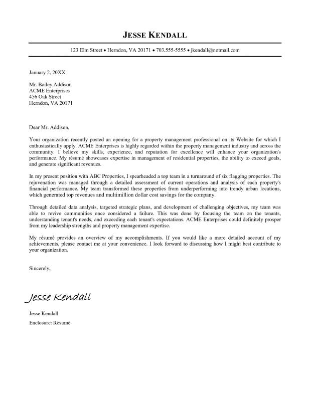 volunteer letter sample