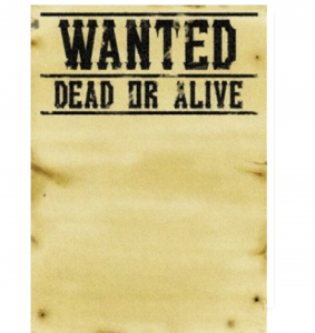 wanted poster template wanted poster template 44