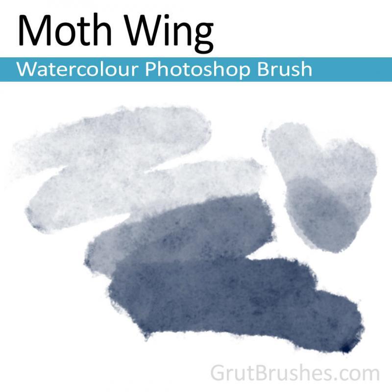 water brush photoshop